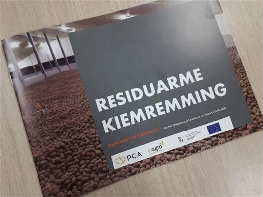 Brochure kiemremming